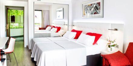 Superiorrum på hotell Lti Gala i Playa de las Americas på Teneriffa.