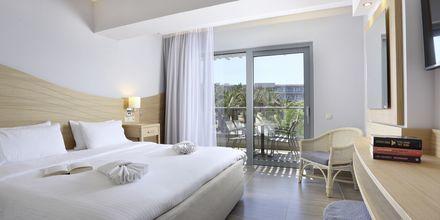Familjerum på hotell Lyttos Beach i Anissaras, Kreta.