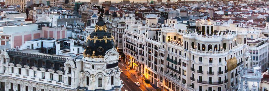 En weekend i Madrid passar de flesta - gourmander, fotbollsnördar, konstälskare och shoppingtokiga.