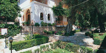 Hotell Magda's i Parga, Grekland.