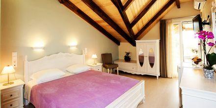 Deluxerum på hotell Maistrali i Parga, Grekland.