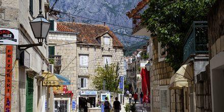 Makarska har en rik historia och anor ända från det romerska riket.