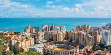Malaga, Spanien.
