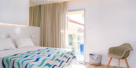 Dubbelrum på hotell Malama Beach Holiday Village i Fig Tree Bay på Cypern.