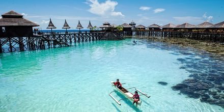 Mabul Island är en fantastisk ö på Sabahs sydöstra kust.