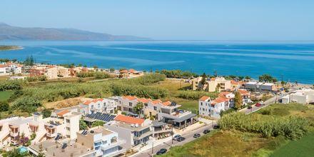 Maleme på Kreta, Grekland.