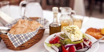 Mat på grekiskt vis.