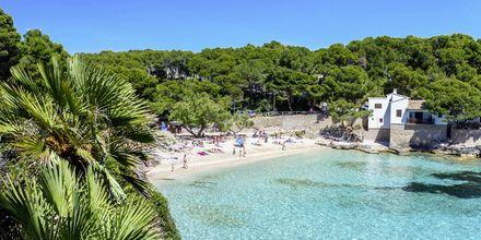 Lilla Cala Gat vid Cala Ratjada, en av Mallorcas pärlor.
