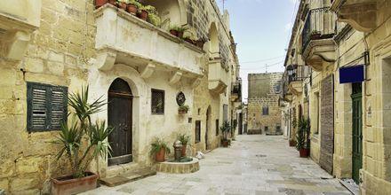 Gozo är en pittoresk ort som är populär bland både lokalbefolkningen och turister.