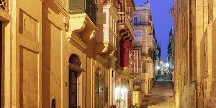 Maltas huvudstad Valletta blev utnämnt till europeisk kulturhuvudstad 2018.