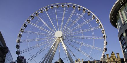 Manchester Eye Big Wheel!