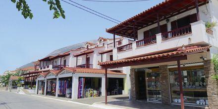 Hotell Mando på Samos, Grekland.