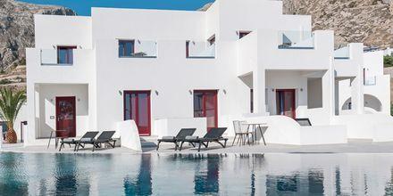 Hotell Mar & Mar Crown Suites på Santorini, Grekland.