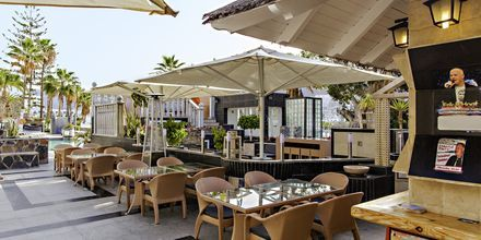 Restaurang på hotell Maracaibo i Puerto Rico, Gran Canaria.