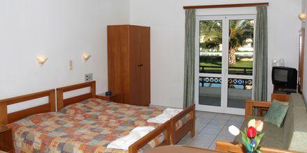 Enrumslägenhet på hotell Marakis i Platanias på Kreta, Grekland