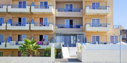 Hotell Marel i Rethymnon, Kreta.