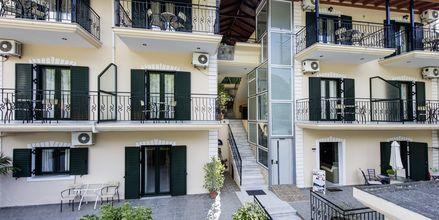 Hotell Margarita i Parga, Grekland.