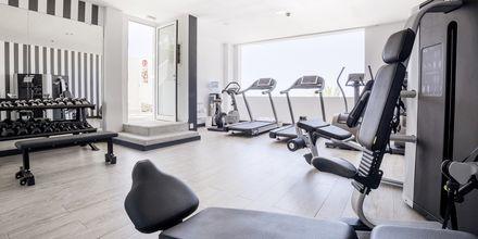 Gym på hotell Marina Bayview i Puerto Rico på Gran Canaria.