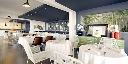 Restaurang på hotell Marina Bayview i Puerto Rico på Gran Canaria.