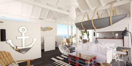 Reception på hotell Marina Bayview i Puerto Rico på Gran Canaria.