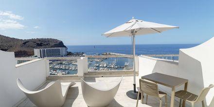 Tvårumslägenhet deluxe  på hotell Marina Bayview i Puerto Rico på Gran Canaria.