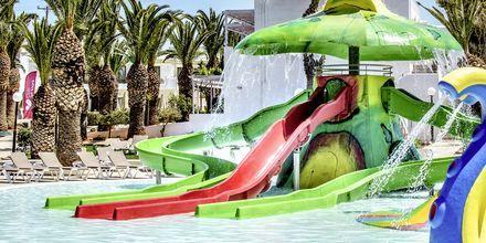 Barnpoolen på hotell Marina Beach i Gouves, Kreta.