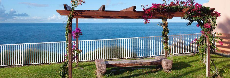 Hotell Marina Elite i Puerto Rico på Gran Canaria, Kanarieöarna.