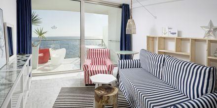 Tvårumslägenhet superior på hotell Marina Suites i Puerto Rico på Gran Canaria.