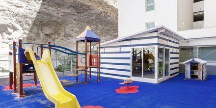 Barnklubb på Marina Suites i Puerto Rico på Gran Canaria.
