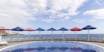 Barnpool på Marina Suites i Puerto Rico på Gran Canaria.