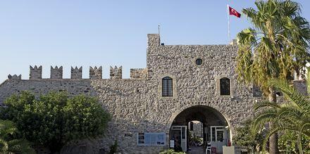 Fortet i Marmaris, Turkiet.