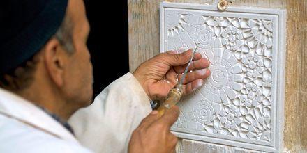 Marockansk konst.