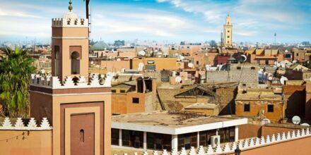 Medina i Marrakech, Marocko.
