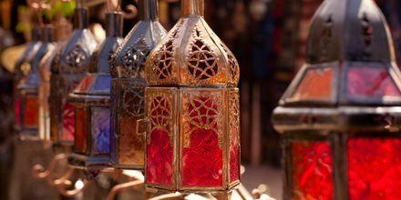 Marockanska lyktor.