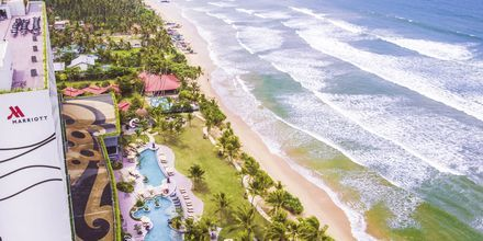 Marriott Resort Weligama Bay i Sri Lanka.