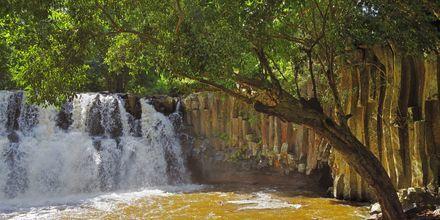 Vattenfall på Mauritius vid namn Rochester falls.