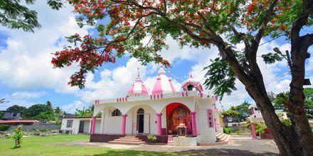 Maheswarnath-templet på Mauritius.