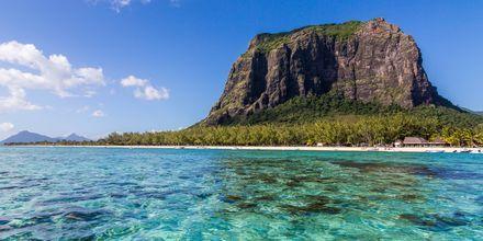 Berget Le Morne Brabant, Mauritius.