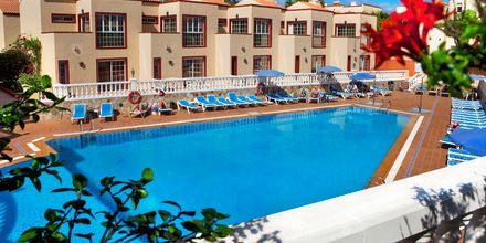 Hotell Maxorata Beach i Corralejo, Fuerteventura.