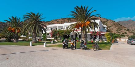Hotell Mediterranean Beach på Karpathos.