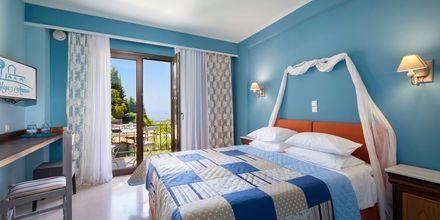 Enkelrum på hotell Mega Ammos i Sivota, Grekland.