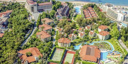Hotell Melas Holiday Village i Side, Turkiet.