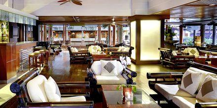 Lobbybar på hotell Melia Bali Villas & Spa i Nusa Dua, Bali.