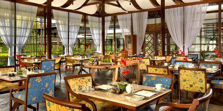 Restaurang Sorrento på hotell Melia Bali Villas & Spa i Nusa Dua, Bali.