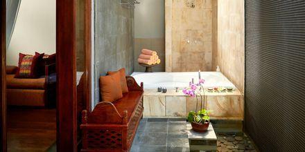 Spa på hotell Melia Bali Villas & Spa i Nusa Dua, Bali.