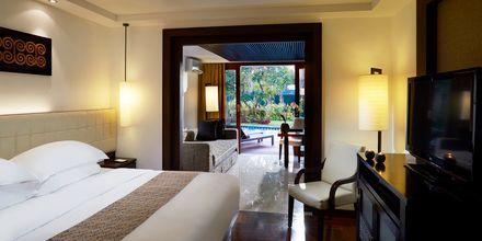 Svit på hotell Melia Bali på Bali, Indonesien.