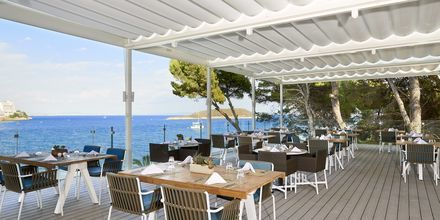 Restaurang Merkado på hotell Melia Calvia Beach, Mallorca.