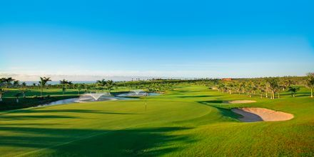 Golfbana i Meloneras.