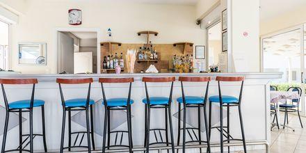 Bar på hotell Meridien Beach på Zakynthos, Grekland.