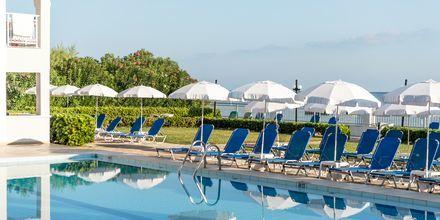 Pool på hotell Meridien Beach på Zakynthos, Grekland.